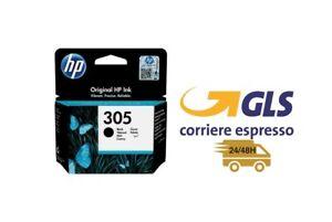Cartuccia d'inchiostro nero ORIGINALE HP 305 3YM61AE DeskJet Plus 4120 2720