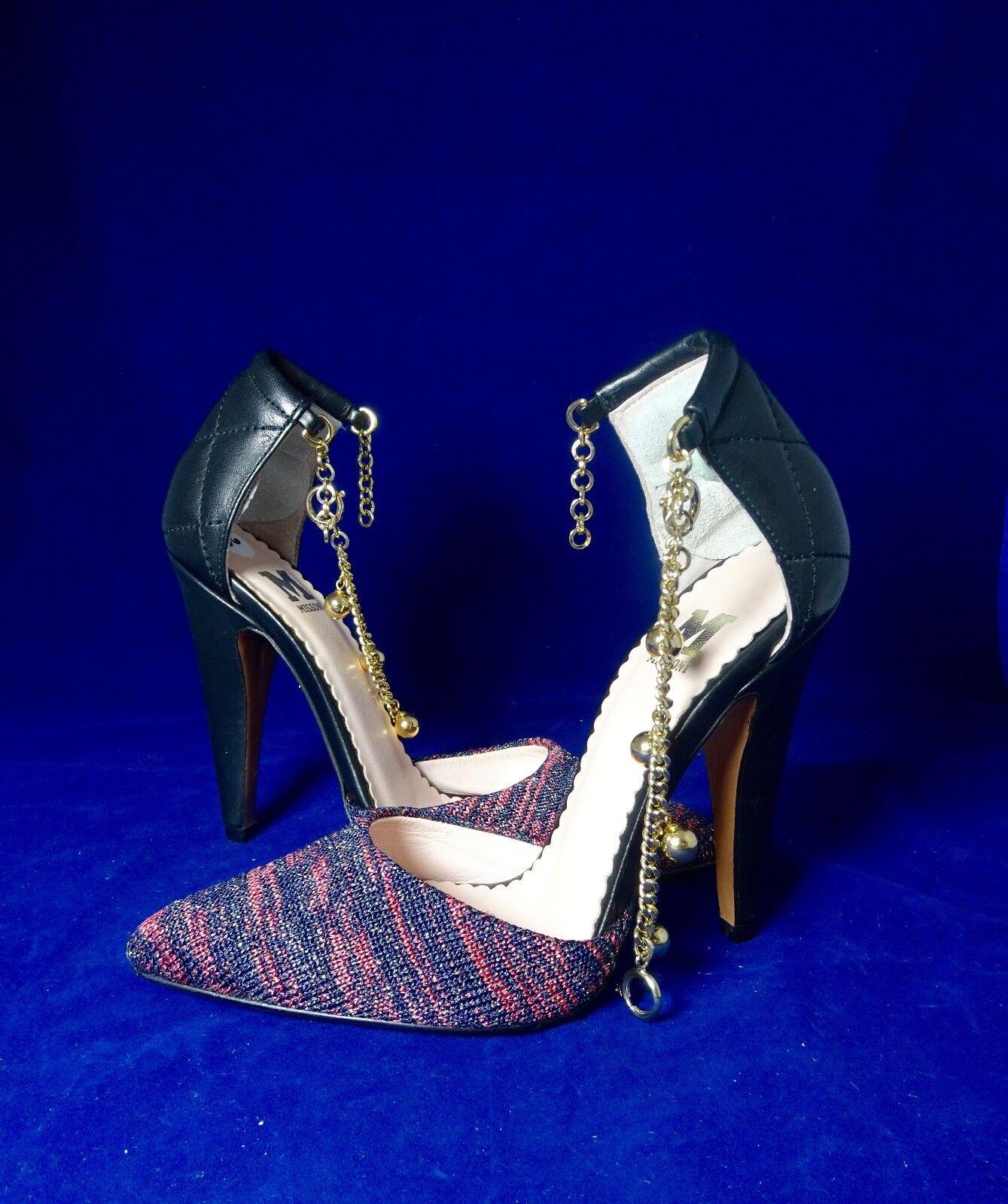 M Missoni tweed D'Orsay shoes/pumps 36 size 36 shoes/pumps 07f3c5