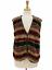 thumbnail 1 - Vintage 90s Koret Abstract Multicolor Knit Button Cardigan Sweater Vest Sz XL