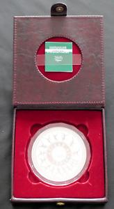 1000 Rubel Belarus (Weißrussland) 2006 - Olympia 2008 SILBER 1 Kg PP Numbered