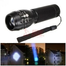 Ultra Bright LED Bike Bicycle Outdoor Front Head Flashlight Torch 3 Mode Lamp