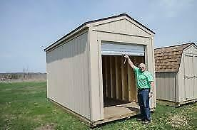 Brand new white 5 x 7 roll up door great for shed or garage! Winnipeg Manitoba Preview