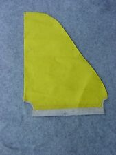 Vertical Stabilizer for Hang Glider Gliding Wills Wing complete or parts Yellow