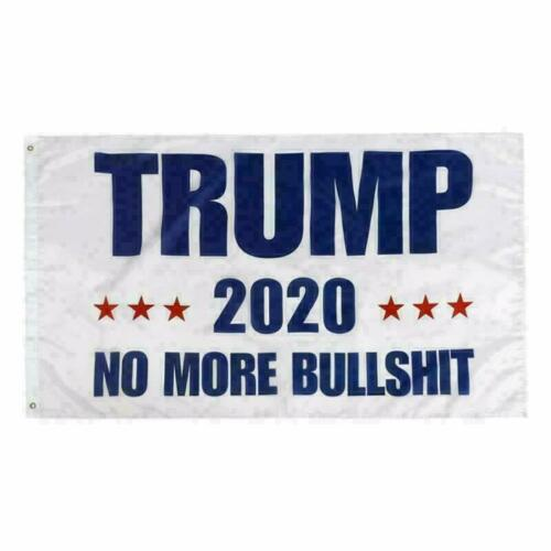 President Donald Trump Flag 2020 Keep Make America Great MAGA 3x5 Ft Banner