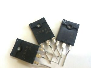 10-Pieces-2SC5681-NPN-Transistor-New-Original-SANYO