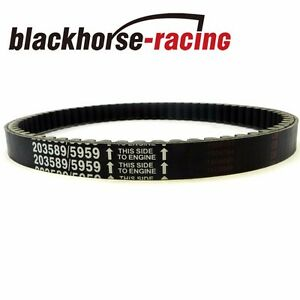 Manco 5959 Replacement Cogged Belt for Comet 203589A Used on Many Go-carts with Torque Converters.