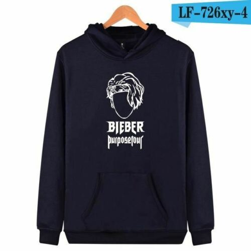 BTS Justin Bieber Purpose Tour New Brand Sweatshirt Hoodies Fashion Men//women Ho