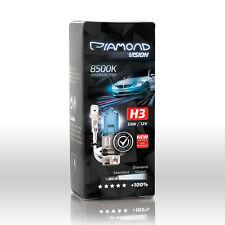 2x H3 8500K 55W Xenon Look Optik Halogen Birnen Lampen Nightbreaker  Weißblau