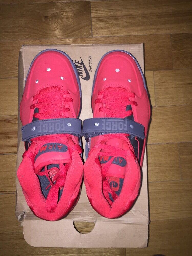 Nike Air Force Max 2013 Barkley 555105 600  Chaussures de sport pour hommes et femmes