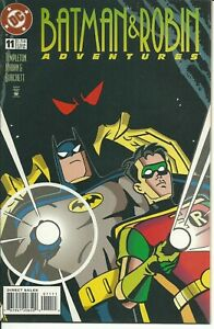 Batman & Robin Adventures N° 11 - Dc 1996 ( Comics Usa )