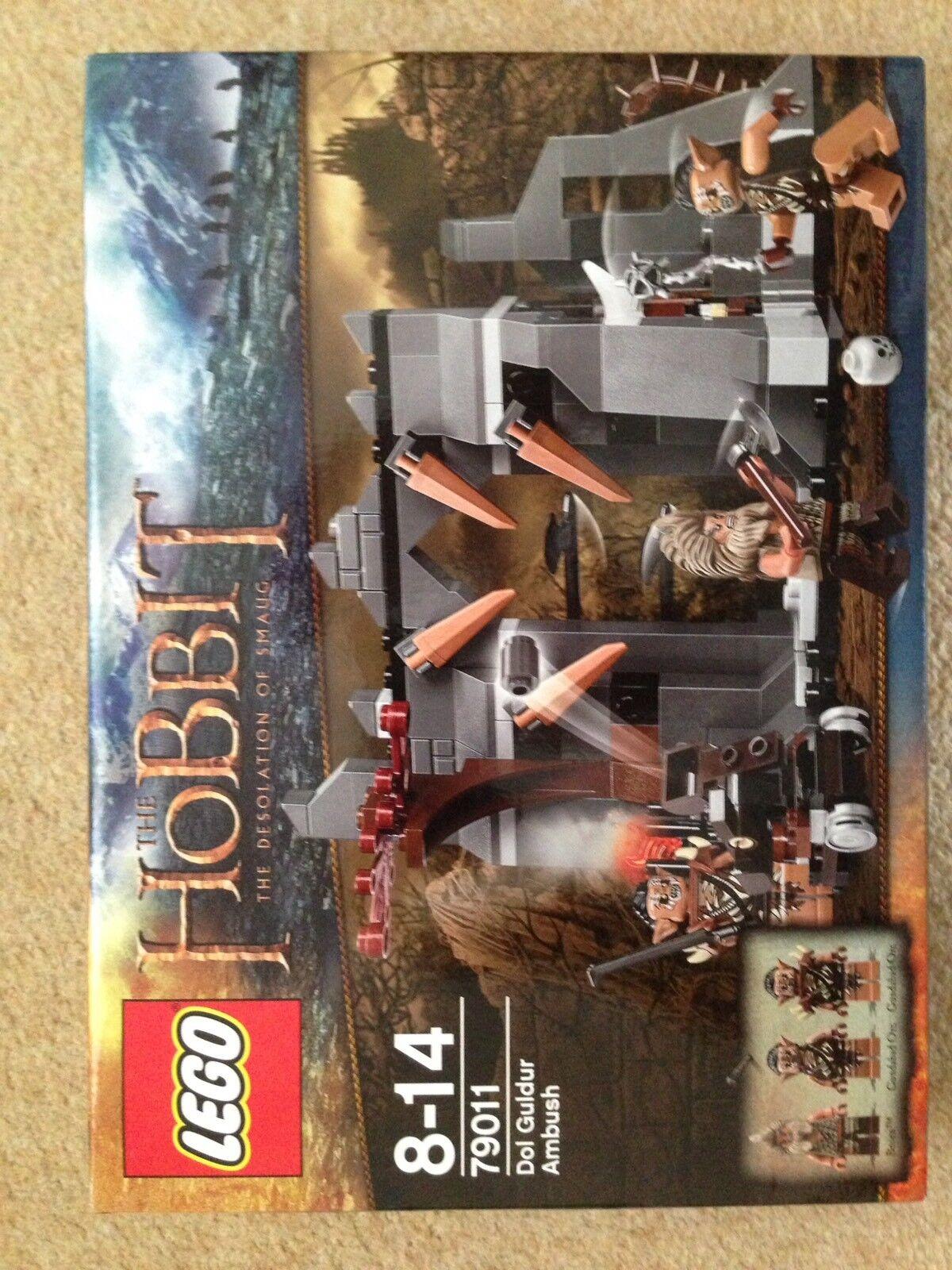 Lego 79011 The Hobbit Dol Guldur Ambush BNISB 2013