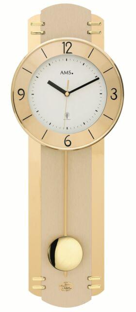 Ams -funkuhr or 60cm- 5293 Moderne Horloge Murale avec Funkwerk, Horloge Radio ,