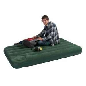 INTEX Twin Air Bed Outdoor Camping Downy Inflatable ...