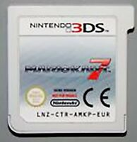3ds Mario Kart 7 Not For Resale Rare Game Demo