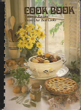 *MENLO PARK CA 1995 PEO SISTERHOOD COOK BOOK *CALIFORNIA P.E.O. CLUB RECIPES