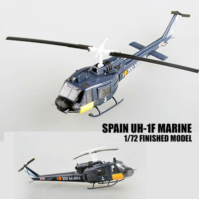Easy Model 36919-1//72 uh-1f Huey-Spain Marine-nuevo