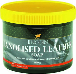 Lincoln-Lanolissed-Leather-Soap