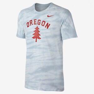 12f9662bdabc Nike Culture Of Oregon Men s T-Shirt Tie Dye White 823339 100