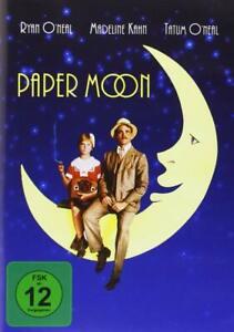 Paper Moon [DVD/Nuovo/Scatola Originale] Ryan O 'Neal, Tatum O' Neal di Peter Bogdanovich