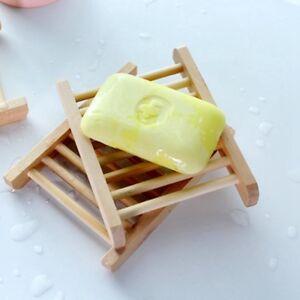plaque de douche en bois bambou porte savon plat de douche. Black Bedroom Furniture Sets. Home Design Ideas