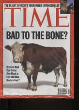 TIME INTERNATIONAL MAGAZINE - December 15, 1997
