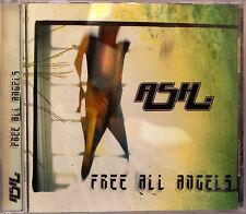 """Ash - Free All Angels (CD 2001) Features """"Shining Light"""" """"Burn Baby Burn"""""""
