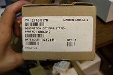 Nib Simplex 2975 9178 Pull Station Back Box