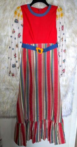 Unique 1960's Vintage Robbie Rivers Dress Size 5 F