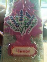 Little Tree Lavender Air Fresheners 24 Pcs