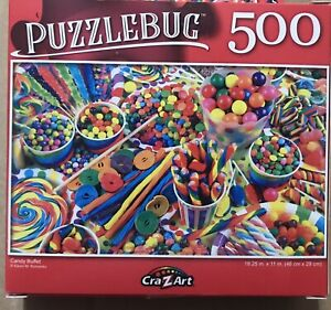 500 Piece Jigsaw Puzzle Puzzlebug New Colorful Fast Shipping