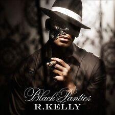 Black Panties [Clean] by R. Kelly (Robert Kelly) (CD, Dec-2013, RCA)