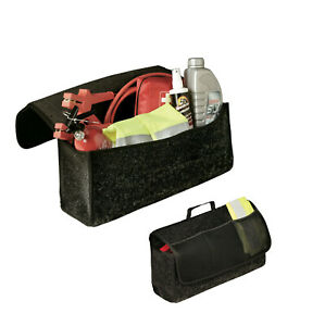 Large Boot Organiser for Subaru All Models Carpet Storage Bag Tools Boot Tidy