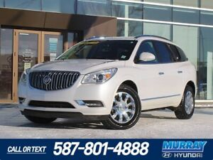 2016 Buick Enclave AWD  Leather | Navigation + Power Liftgate