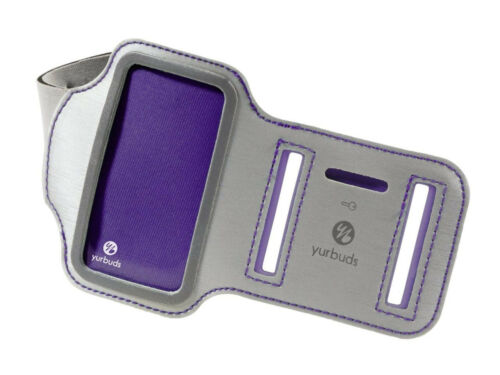 Yurbuds Armband Made For iPod Nano 7 Developed for Women Teal or Purple New