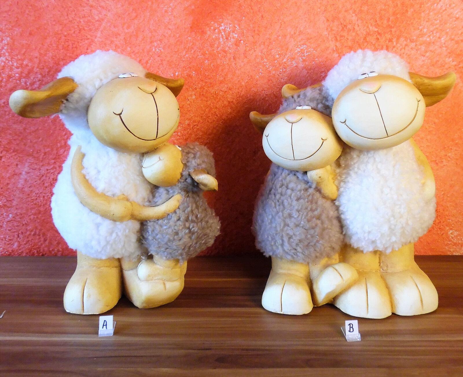 Formano Schafpaar 40 cm cm cm mit Wolle c71a38