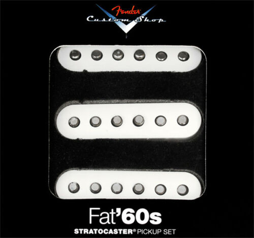Fender Custom Shop Fat /'60s Stratocaster Pickups