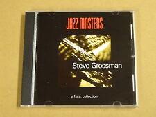 CD / JAZZ MASTERS - STEVE GROSSMAN