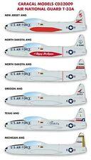 Caracal 1/32 Air National Guard Lockheed T-33A # 32009