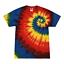 Tie-Dye-Kids-T-Shirts-Youth-Sizes-Unisex-100-Cotton-Colortone-Gildan thumbnail 29