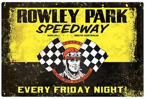 ROWLEY-PARK-SPEEDWAY-RUSTIC-TIN-SIGN-30-x-45-cm