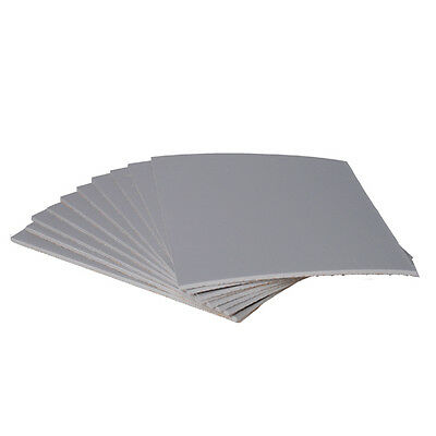 Pack of 10 Lino sheets 102 x 152 mm - Linoleum, block printing, relief cutting