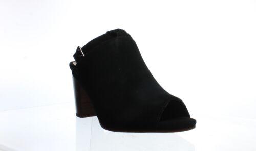 1223632 Vionic Womens Perk Kaia Black Sandals Size 8 Wide