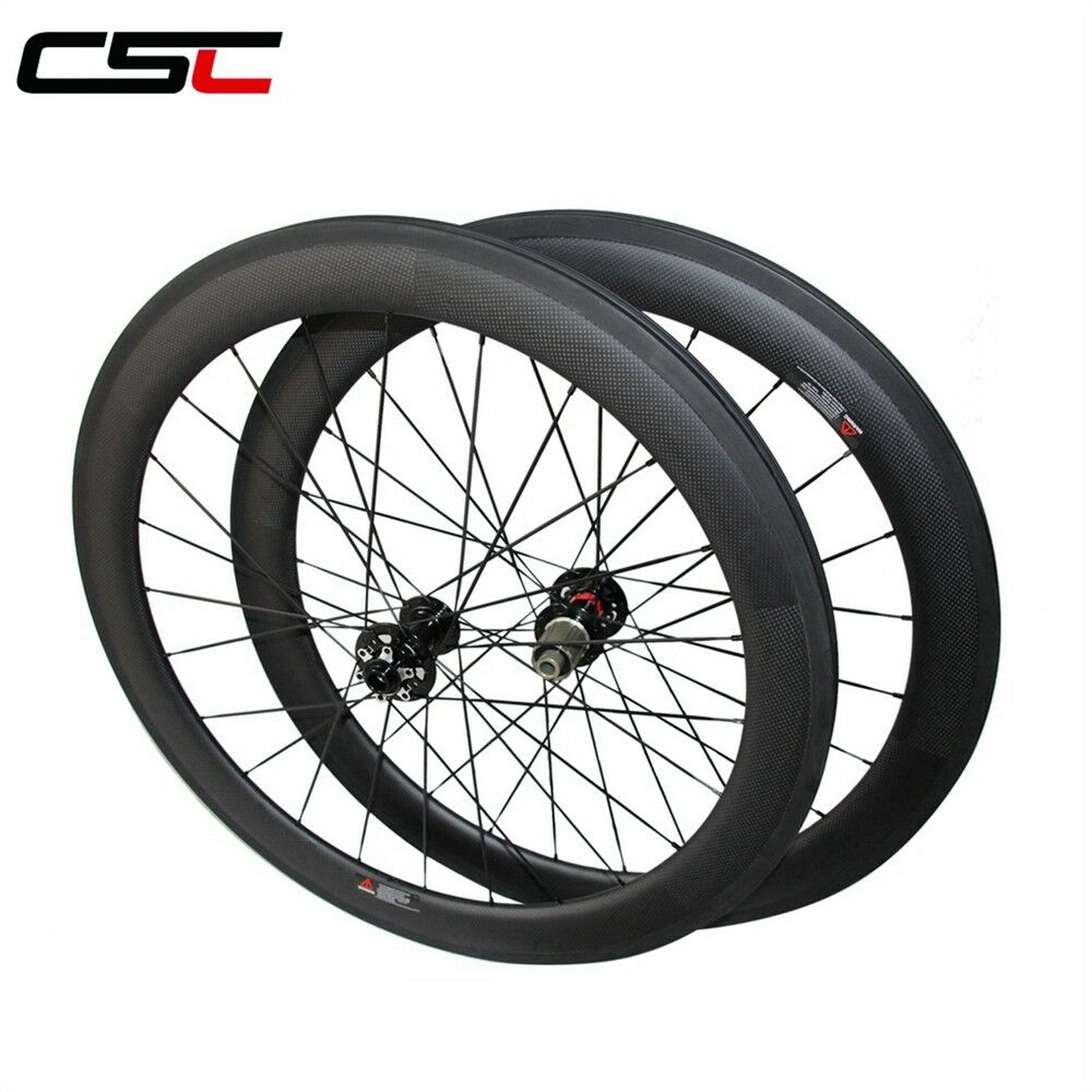 700C Full Carbon Bicycle Wheelset 23mm  Width 60mm Tubeless Wheel Disc cyclocross  promotions