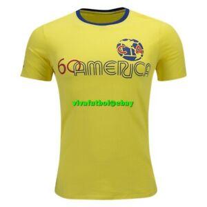 outlet store 21d3c 45a2d Details about NEW Nike Mens Club America Playera Centenario Leyendas  T-Shirt Tee ORTEGA #11 M