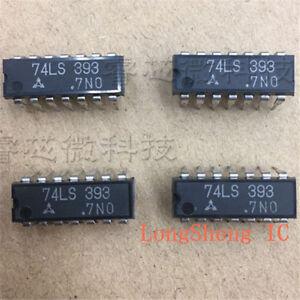 5pcs-SN74LS393N-TI-DIP-14-new