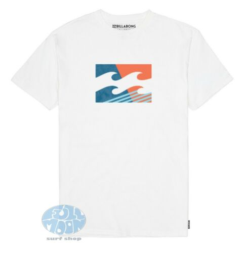 New Billabong Showcase Slice T-Shirt