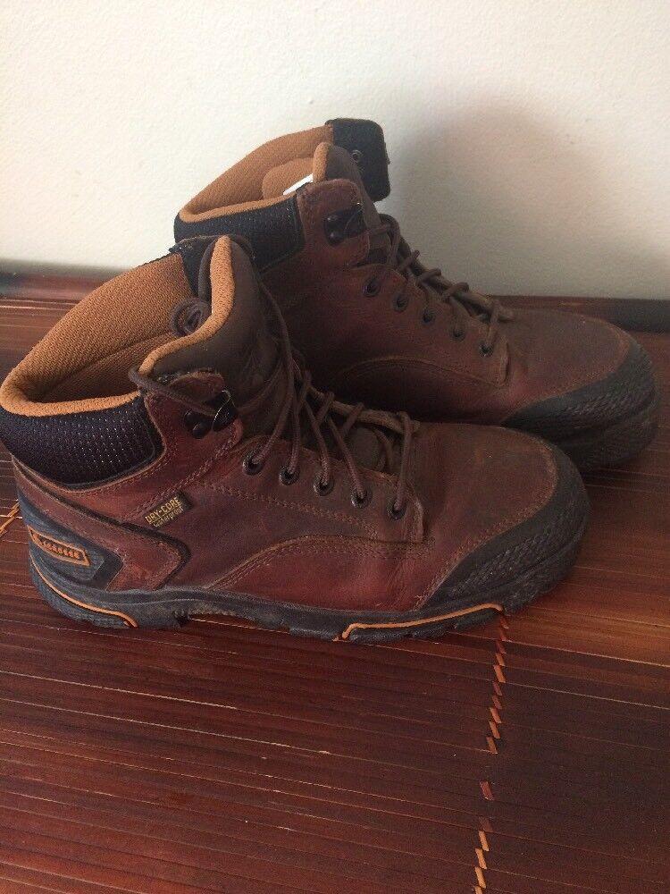 Lacrosse Adamas Mens 9 Leather Work Boot