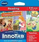 VTech InnoTab Learning Software Classic Stories 3417762337003 Handwriting