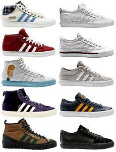 huge selection of ca308 2217d Caricamento dell immagine in corso Adidas-Skateboarding-Matchcourt-Uomo- Sneaker-Uomo-Scarpe-da-
