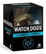 Gioco PS3 usato garantito WATCH DOGS VIGILANTE EDITION COMPLETO no dlc ita